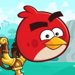 تحميل لعبة Angry Birds Friends مهكرة آخر اصدار