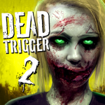 تحميل لعبة DEAD TRIGGER 2 – Zombie Survival Shooter FPS مهكرة آخر اصدار