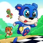 تحميل لعبة Fun Run 3 – Multiplayer Games مهكرة آخر اصدار