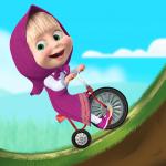 تحميل لعبة Masha and the Bear: Climb Racing and Car Games آخر اصدار