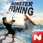 تحميل لعبة Monster Fishing 2019 مهكرة آخر اصدار