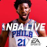 تحميل لعبة NBA LIVE Mobile Basketball مهكرة آخر اصدار