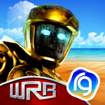 تحميل لعبة Real Steel World Robot Boxing مهكرة آخر اصدار
