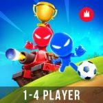 تحميل لعبة Stickman Party: 1-4 Player Games Free آخر اصدار