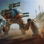 تحميل لعبة War Robots مهكرة آخر اصدار