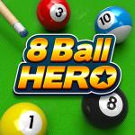 تحميل لعبة 8 Ball Hero – Pool Billiards Puzzle Game مهكرة آخر اصدار