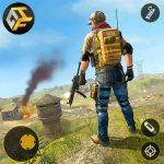 تحميل لعبة Battleground Fire : Free Shooting Games 2019 مهكرة آخر اصدار
