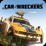 تحميل لعبة Car Wreckers Beta: Robot Cars PvP Shooter Warfare مهكرة آخر اصدار