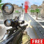 تحميل لعبة Counter Sniper Shooting مهكرة آخر اصدار