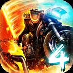 تحميل لعبة Death Moto 4 مهكرة آخر اصدار