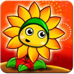 تحميل لعبة Flower Zombie War مهكرة آخر اصدار