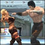 تحميل لعبة King of Kung Fu Fighting مهكرة آخر اصدار