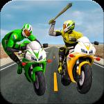 تحميل لعبة Moto Bike Attack Race 3d games مهكرة آخر اصدار