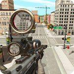 تحميل لعبة New Sniper Shooting 2019 –Free Shooting Games مهكرة آخر اصدار