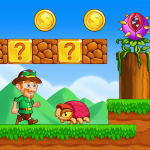 تحميل لعبة Super Jake's Adventure – Jump & Run! مهكرة آخر اصدار