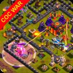 تحميل لعبة War layouts for Clash of Clans مهكرة آخر اصدار